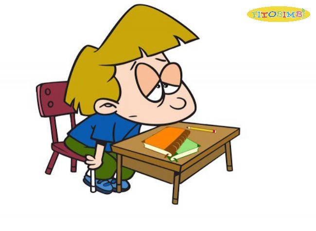 Trẻ không tập trung khi học do rất nhiều nguyên nhân