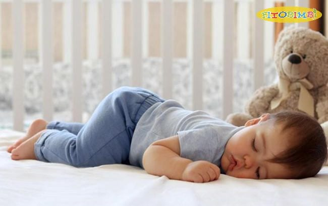 Trẻ ngủ nằm sấp