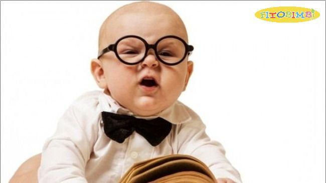 Trẻ thông minh có trí nhớ siêu phàm