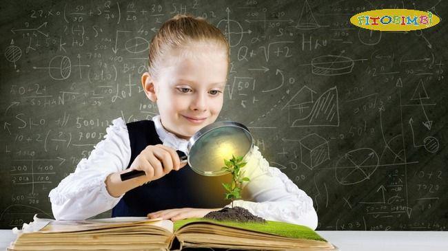 """Trẻ thông minh là """"chúa"""" tò mò"""