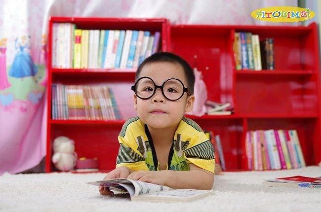 Trẻ từ 1 - 6 tuổi cần DHA để học hỏi thêm nhiều kỹ năng mới