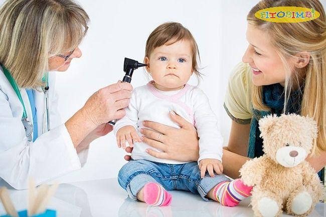 Triệu chứng của trẻ chậm phát triển ngôn ngữ do khiếm thính