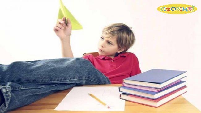 Triệu chứng trẻ ADHD mất tập trung, giảm chú ý