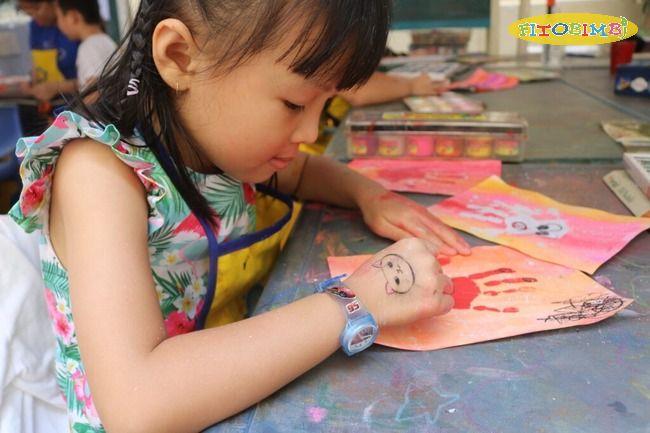Trò chơi vẽ tranh bằng ngón tay