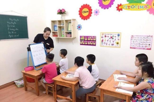 Trung tâm dạy trẻ chậm nói Hoa Anh Đào