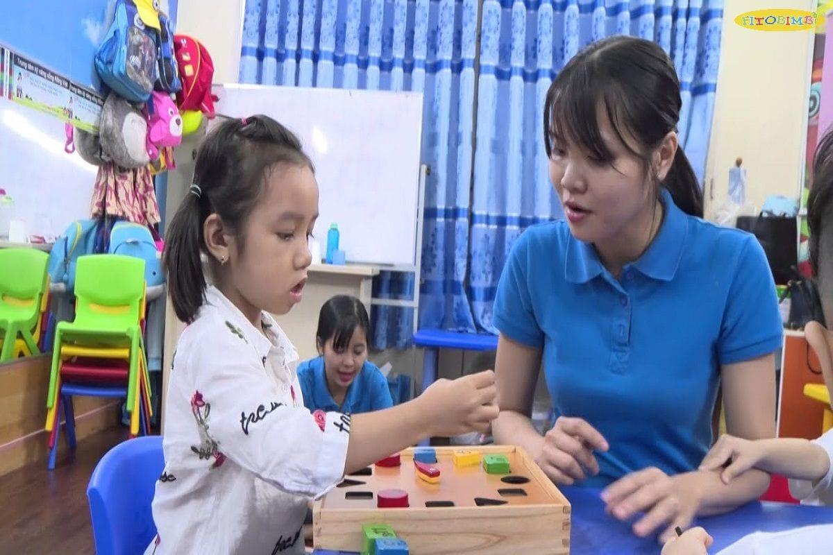 Trung tâm dạy trẻ chậm nói Rồng Việt