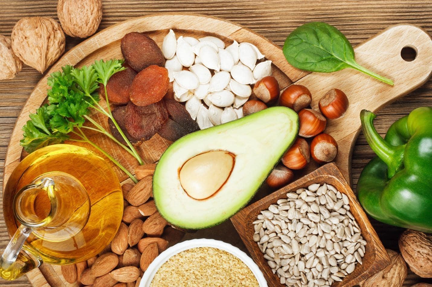Những thực phẩm giàu vitamin E nên bổ sung cho trẻ hàng ngày