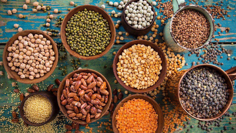 Đậu là nguồn canxi, protein thực vật, chất béo có lợi và chất xơ tuyệt vời cho trẻ