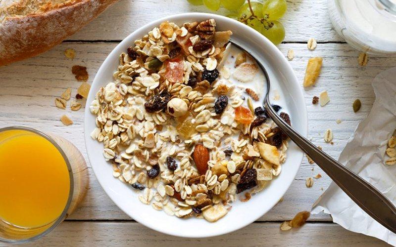 Bữa sáng nhanh gọn, đầy đủ dinh dưỡng và bổ sung canxi cho trẻ