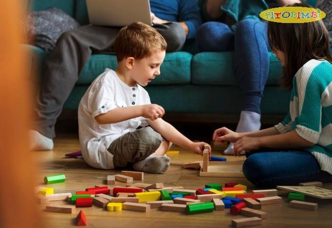 BẬT MÍ cách chọn đồ chơi cho trẻ chậm nói giúp phát triển ngôn ngữ