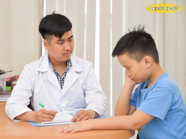 Cách chăm sóc trẻ tăng động