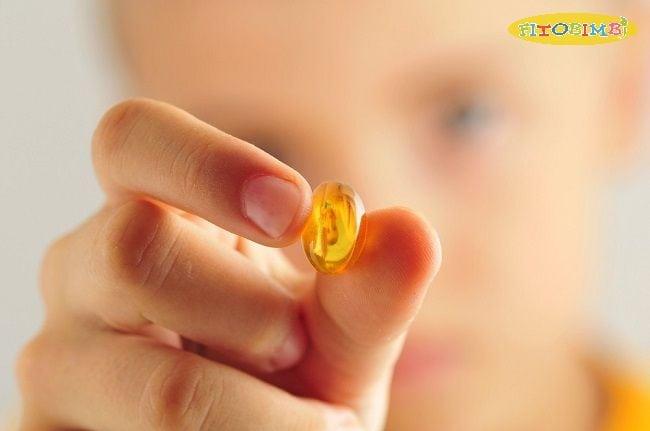 [Giải đáp - Có nên bổ sung Omega 3 cho trẻ không?