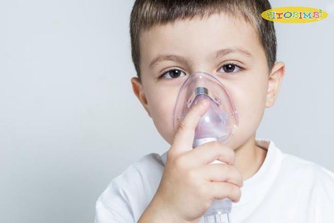 Dầu khuynh diệp có tác dụng trị ho do hen suyễn