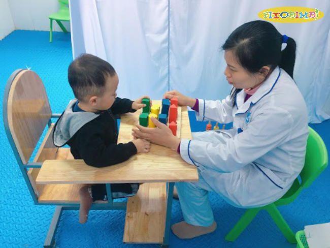 Giáo dục trẻ chậm phát triển trí tuệ
