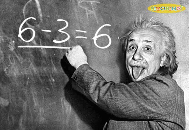 Hội chứng Einstein được đặt tên theo một nhà khoa học cùng tên - Albert Einstein