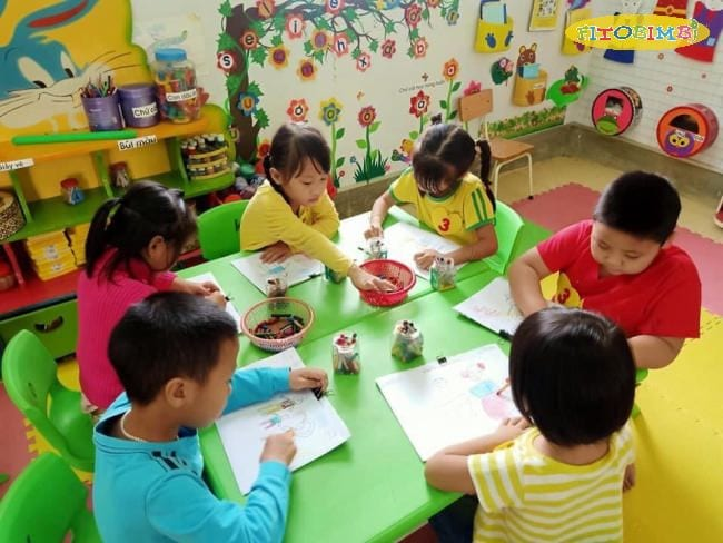Khuyến khích trẻ tham gia các lớp học đặc biệt