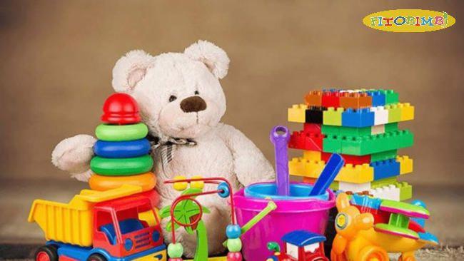 Lợi ích của đồ chơi cho trẻ chậm nói