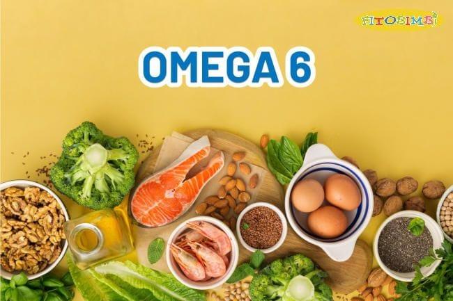 Omega 6 xuất hiện nhiều trong các loại hạt