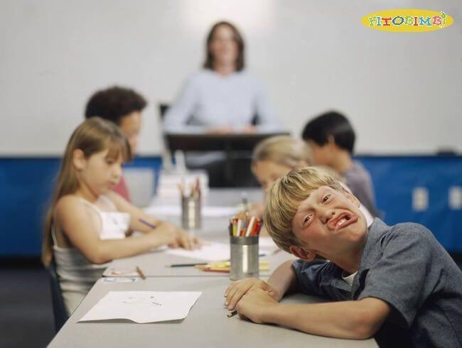Rối loạn tăng động giảm chú ý rất phổ biến ở trẻ đi học
