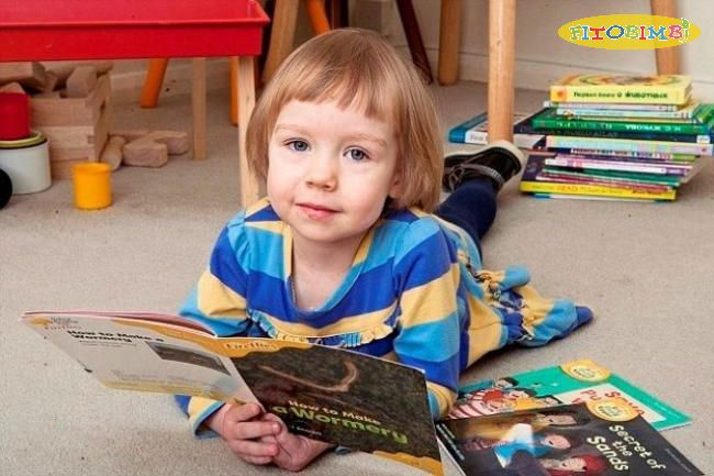 Sherwyn Sarabi - IQ 160 (4 tuổi)