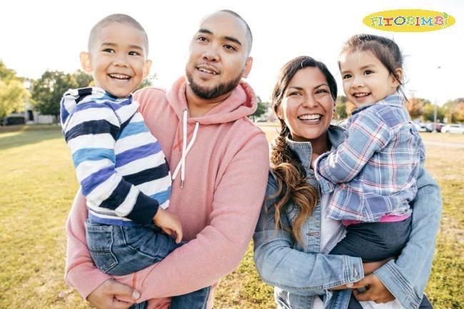 Sự gắn kết giữa trẻ, bố và mẹ mới thực sự quan trọng