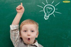 Thức đẩy sự phát triển trí não
