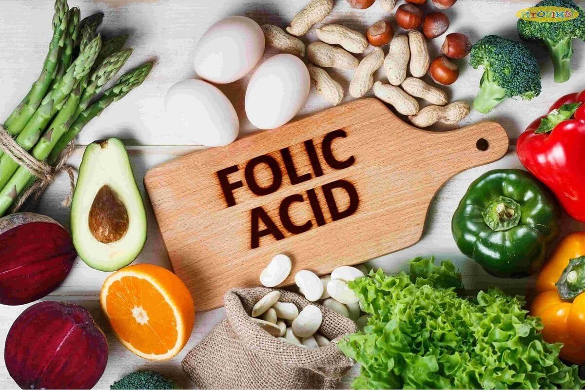 Thực phẩm giàu folate (gan, chanh, chuối, trứng,...) tốt cho sức khỏe đôi tai