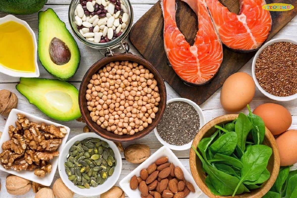 Thực phẩm giàu Omega 3 cho bé