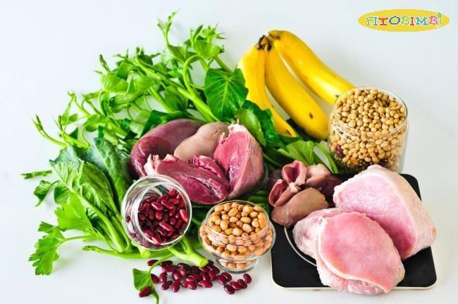 Thực phẩm giàu vitamin B6 và magie