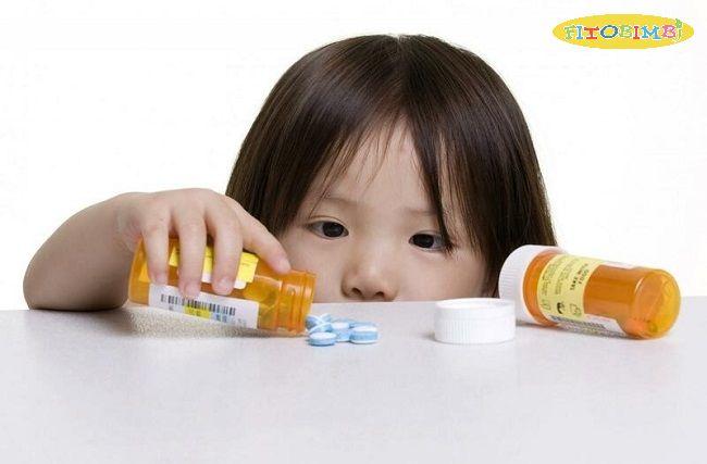 Thuốc điều trị viêm mũi dị ứng cho trẻ nhỏ