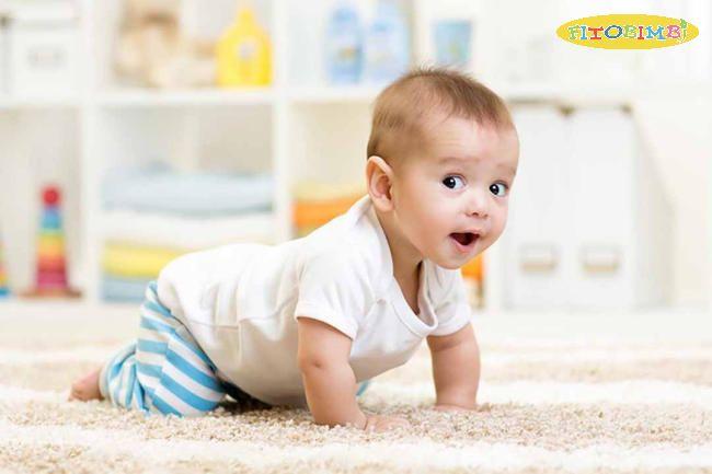 Trẻ sinh non chậm phát triển vận động
