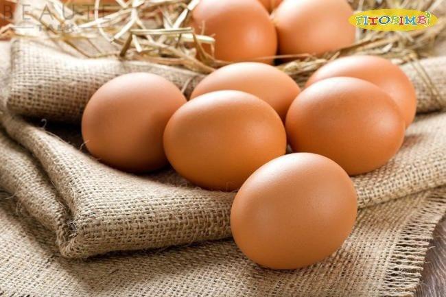 Trứng là nguồn bổ sung chất béo tuyệt vời