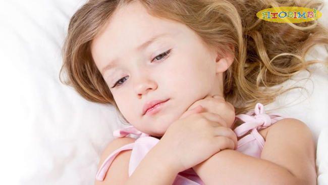 10 cách chữa viêm họng cho trẻ giúp mẹ chăm em NHÀN TÊNH