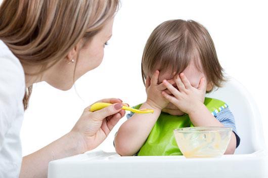 Trẻ biếng ăn thường thiếu hụt nhiều chất dinh dưỡng quan trọng