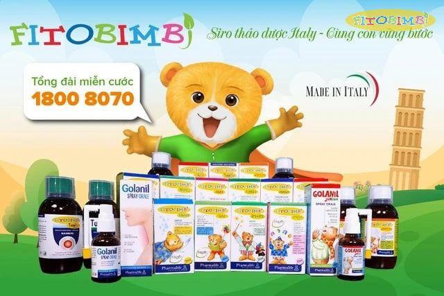 Bảo vệ sức khỏe bé yêu với Fitobimbi