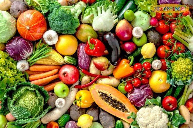 Bé bị viêm amidan nên ăn nhiều rau củ