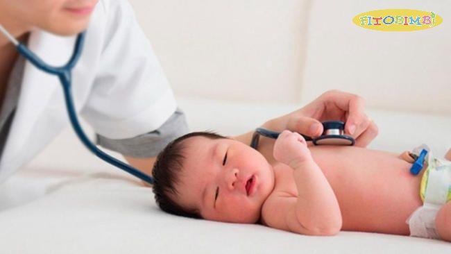 Bệnh viêm phế quản ở trẻ sơ sinh