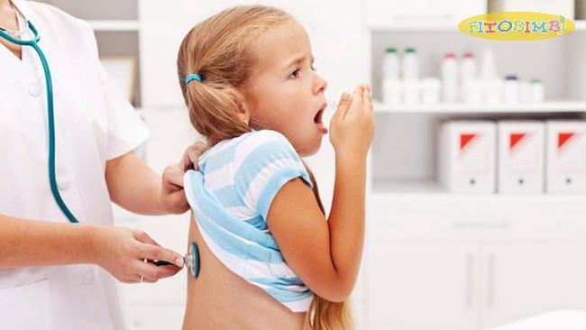 Bệnh viêm phế quản ở trẻ