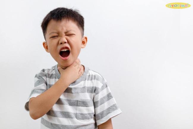 Cách chữa viêm amidan ở trẻ em