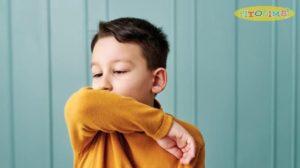 cách trị ho ngứa cổ họng cho bé