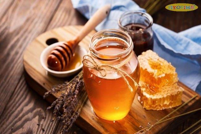 Chữa ho cho bé từ mật ong