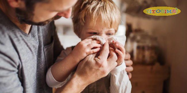 chữa viêm họng cho trẻ 2 tuổi