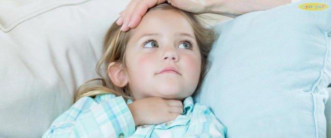 Dấu hiệu trẻ bị viêm họng do virus