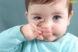 """""""Giải cứu"""" nỗi khó chịu với cách trị ho nghẹt mũi cho trẻ sơ sinh"""