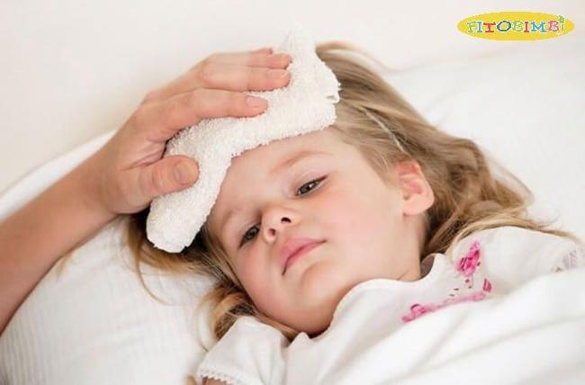 Hạ sốt cho bé hiệu quả