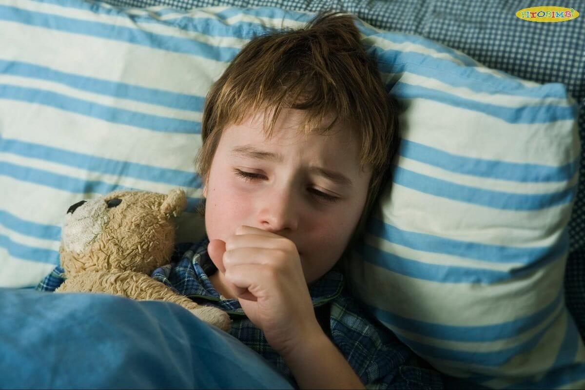 Hiện tượng ho sốt có thể là dấu hiệu miễn dịch của trẻ đang suy yếu