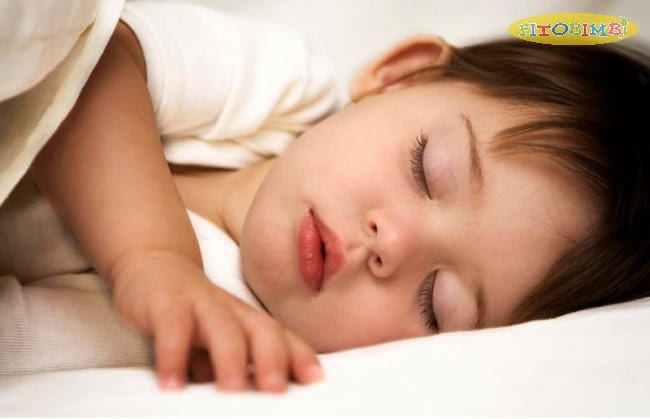 Khuyến khích trẻ nghỉ ngơi