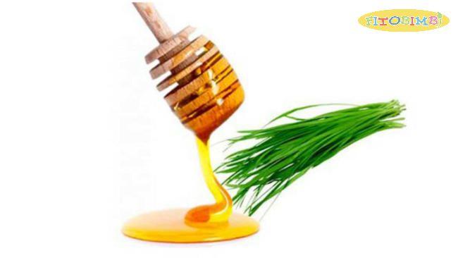 Lá hẹ kết hợp với mật ong có thể gây tiêu chảy