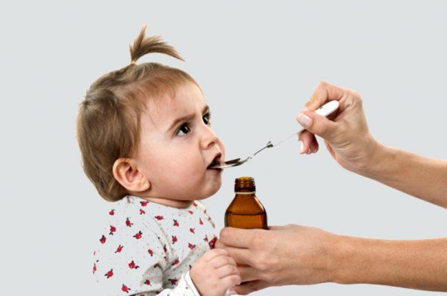 Chỉ nên bổ sung sắt cho trẻ trong 2 hoặc 3 tháng
