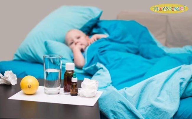 Nguyên nhân trẻ ho về đêm